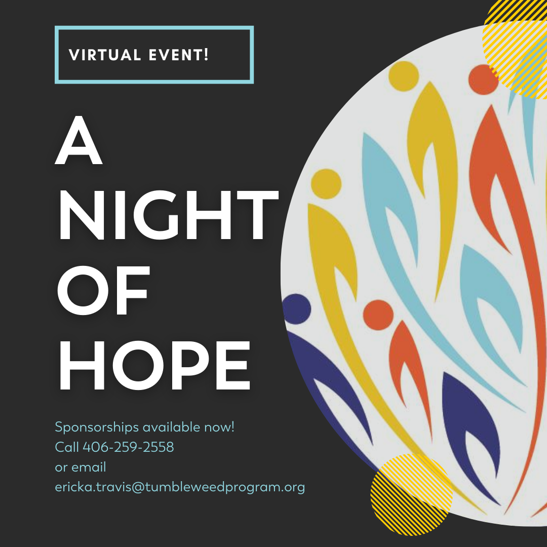 Image for A Night of Hope Virtual Event